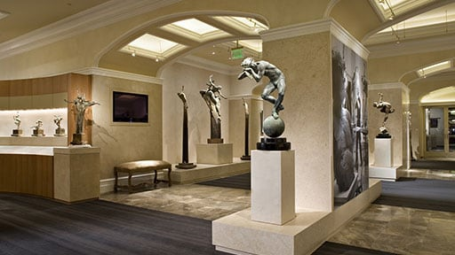 Oeuvres galerie d'art