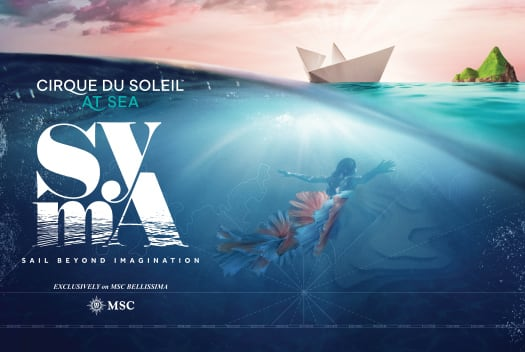 Cirque du Soleil at Sea Syma