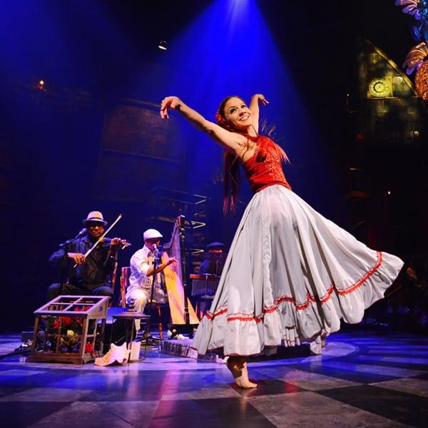 JOYA : Resident Show  See tickets and deals   Cirque du Soleil