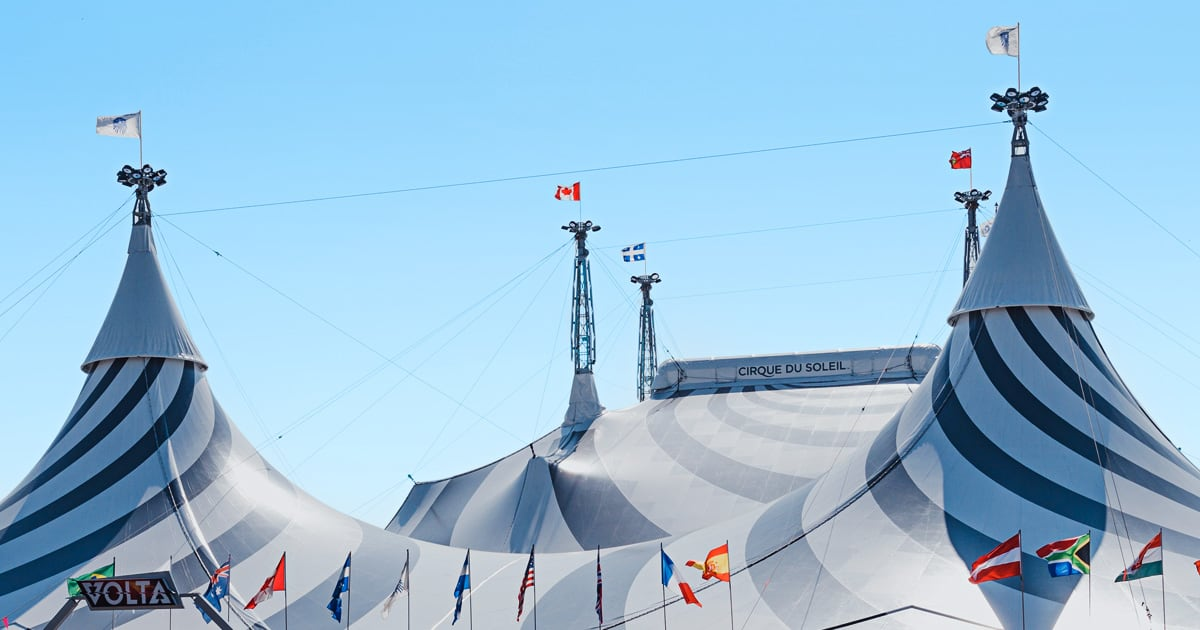 Frequently Asked Questions | Cirque du Soleil