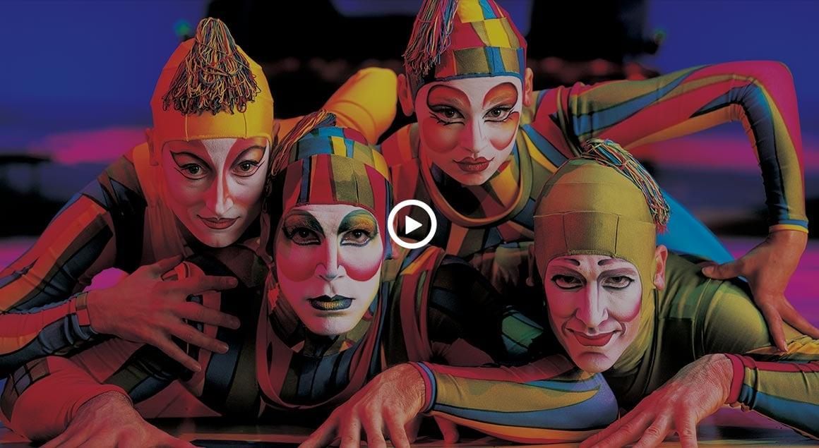 circo de soleil saltimbanco