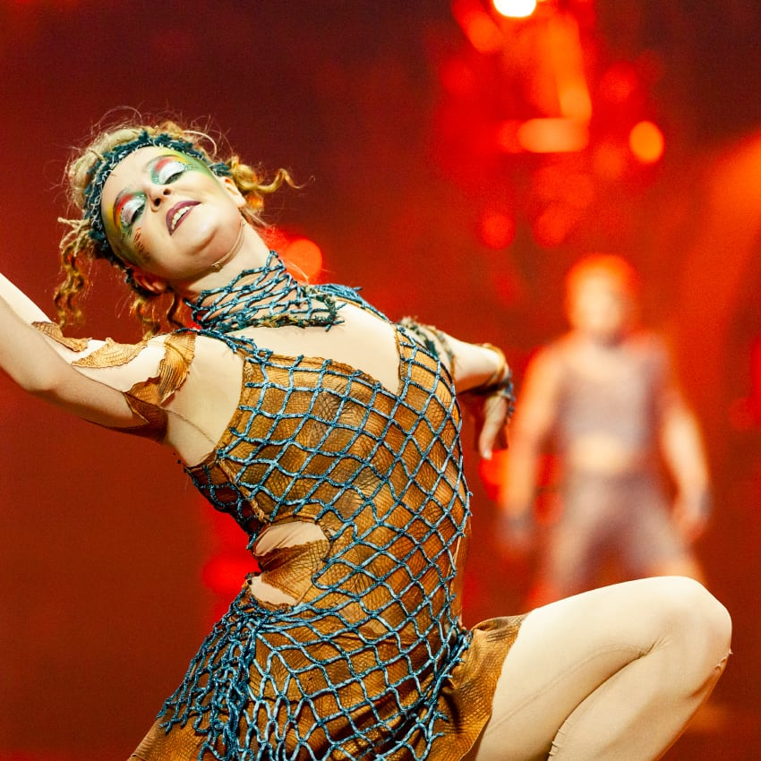 Alegria : Touring Show  See tickets and deals | Cirque du Soleil