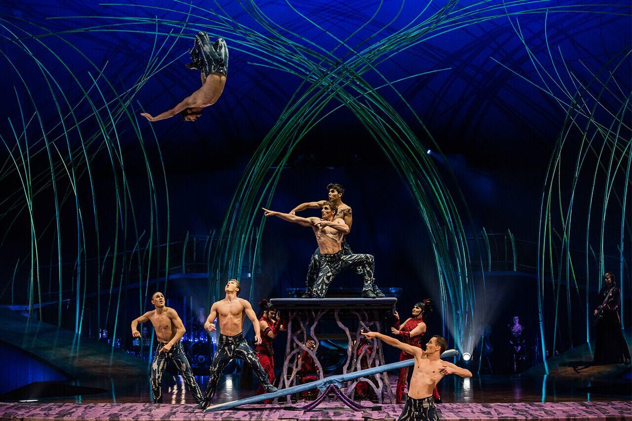 cirque du soleil italiano  Amaluna: uno straordinario spettacolo | Cirque du Soleil