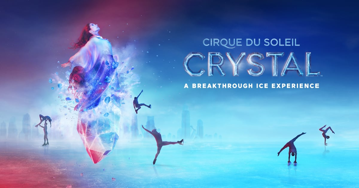 Crystal : Touring Show  See tickets and deals | Cirque du Soleil