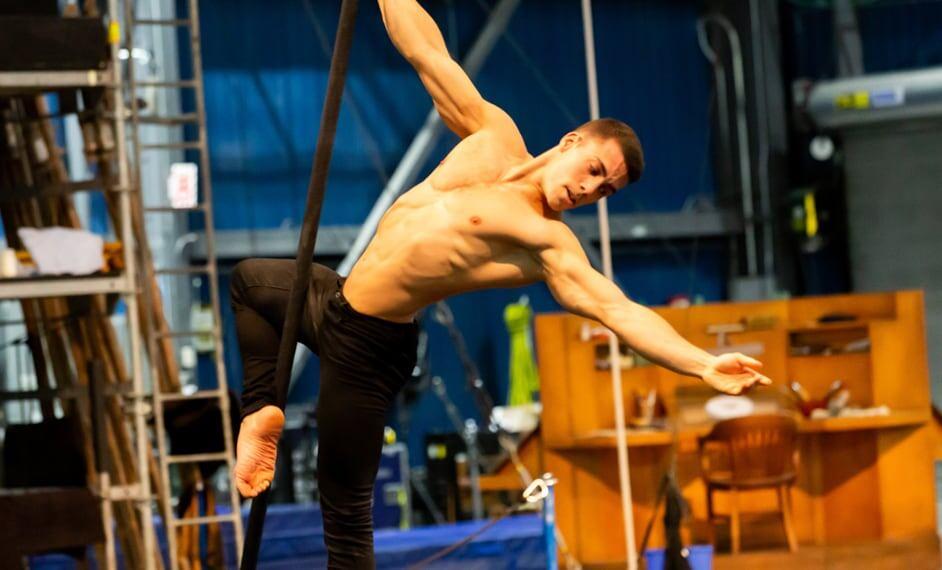 """""""Drawn To Life""""e o retorno do Cirque du Soleil"""