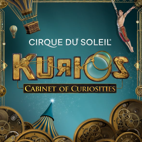 Learn more about KURIOS – Cabinet of Curiosities