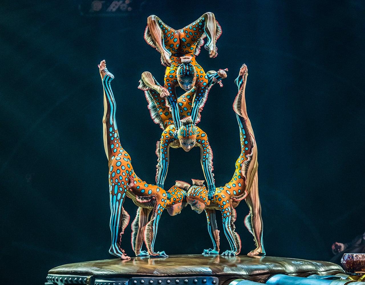 Resultado de imagem para Cirque du Soleil: Kurios