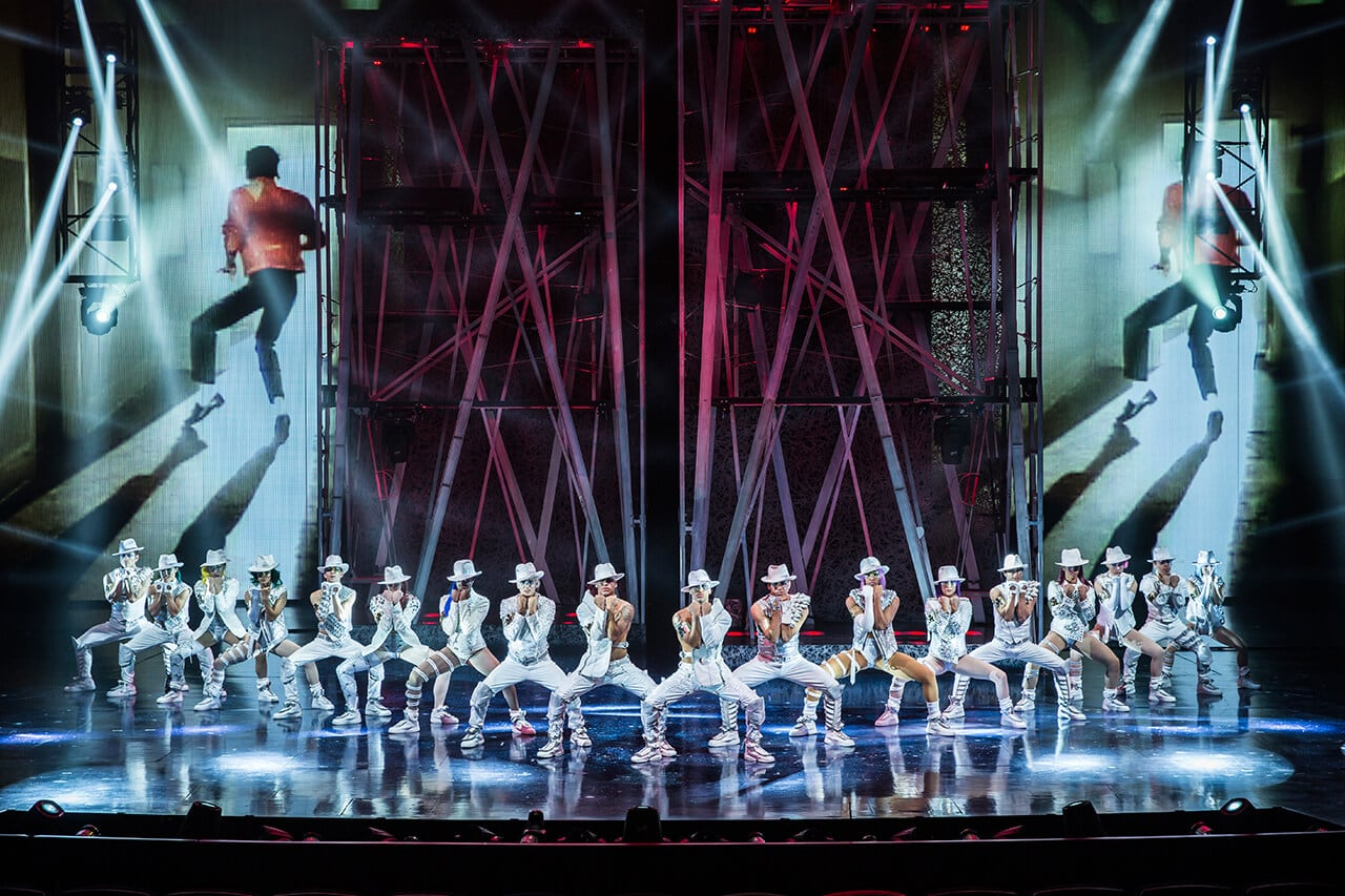 Groups and Corporate Events for Michael Jackson ONE | Cirque du Soleil