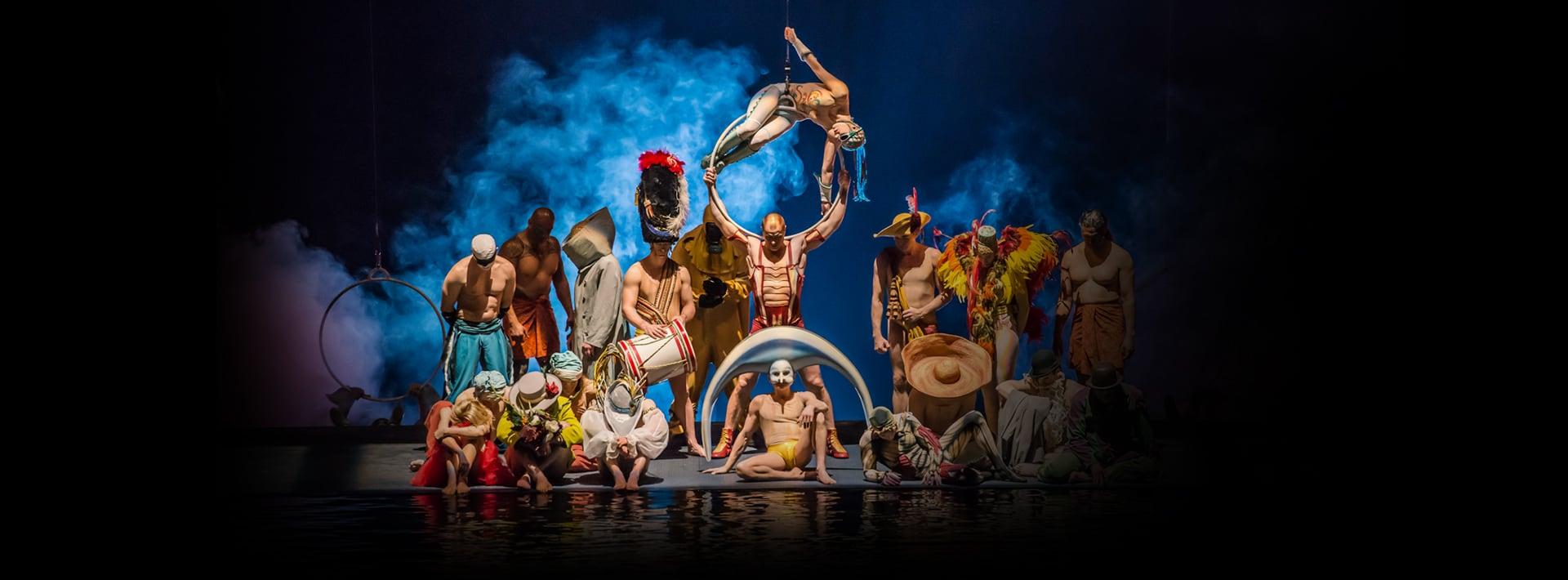 Bellagio O Show >> Tickets O In Vegas At Bellagio Cirque Du Soleil