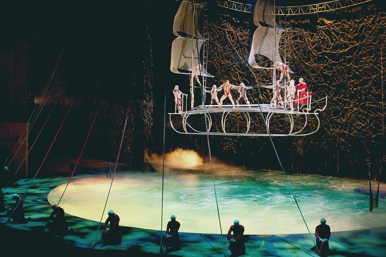 19 Best Of Mystere Cirque Du soleil Seating Chart