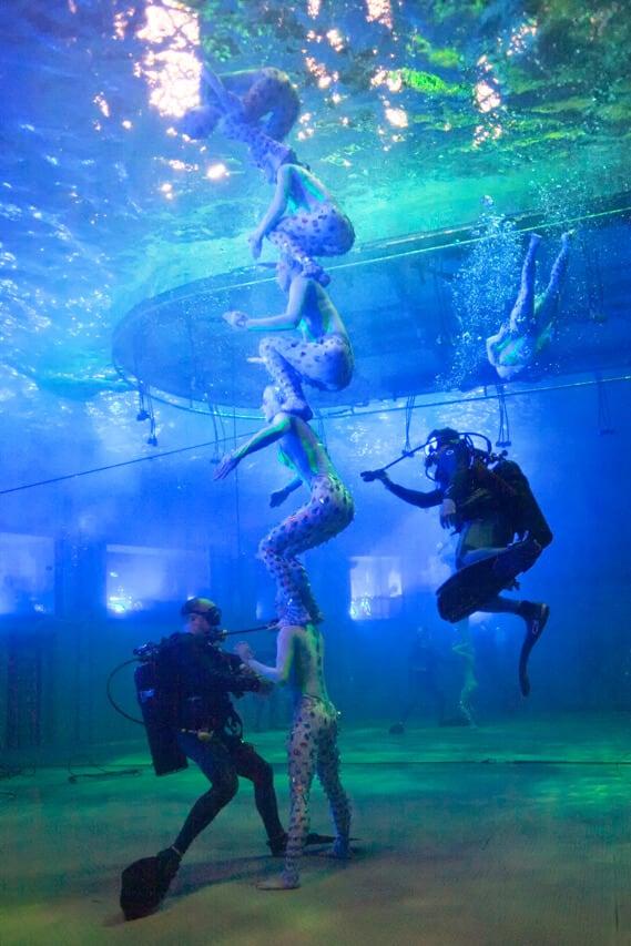 Außergewöhnlich O: Aquatic show in Las Vegas. See tickets and deals | Cirque du Soleil &VI_41