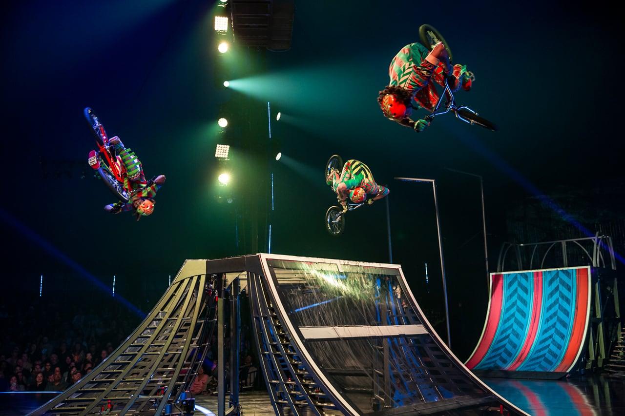 Volta Touring Show See Tickets And Deals Cirque Du Soleil