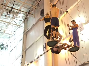 A tour of the Cirque du Soleil creative studio in Montreal